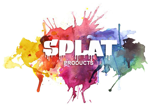 Splat Products | Premium Products for Professionals