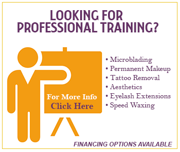 Professional Training Available