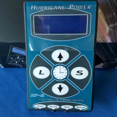 Hurricane Power Supply Tattoo Digital
