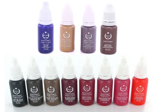 BioTouch Pigments