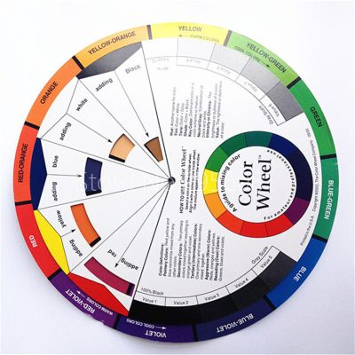 Color Wheel - Splat Products